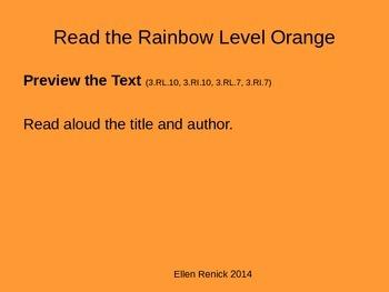 CCSS EDI Common Core Close Reading Increasingly Complex Text Ready to Use