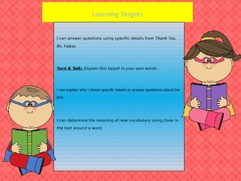 Engage NY Expeditionary Learning 3rd grade Module 1 Unit 2 Lesson 2 Power Point