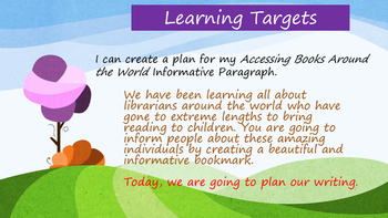 Engage NY Expeditionary Learning 3rd grade Module 1 Unit 3 Lesson 10 Power Point