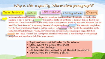 Engage NY Expeditionary Learning 3rd grade Module 1 Unit 3 Lesson 11 Power Point