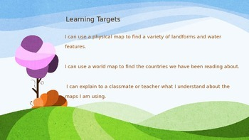 Engage NY Expeditionary Learning 3rd grade Module 1 Unit 3 Lesson 2 Power Point