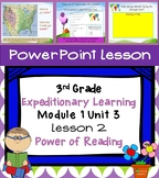 Expeditionary Learning 3rd Grade Power Point Lesson Module