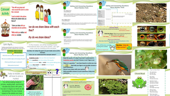 Engage NYExpeditionary Learning  3rd grade Module 2A Unit 1 Lesson 1 Power Point