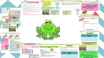 Engage NY Expeditionary Learning 3rd grade Module 2A Unit 1 Lesson 8 Power Point