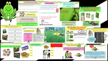 Engage NY Expeditionary Learning 3rd grade Module 2A Unit 2 Lesson 4 PowerPoint