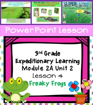 Expeditionary Learning 3rd Grade Power Point Lesson Module 2A Unit 2 Lesson 4