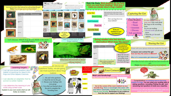 Engage NY Expeditionary Learning 3rd grade Module 2A Unit 2 Lesson 5 PowerPoint