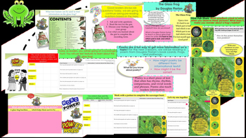 Engage NY Expeditionary Learning 3rd grade Module 2A Unit 2 Lesson 7 PowerPoint