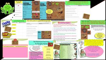 Engage NY Expeditionary Learning 3rd grade Module 2A Unit 2 Lesson 9 PowerPoint