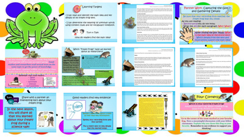 Engage NY Expeditionary Learning 3rd grade Module 2A Unit 3 Lesson 1 PowerPoint