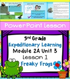 Expeditionary Learning 3rd Grade Power Point Lesson Module 2A Unit 3 Lesson 1