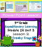 Expeditionary Learning 3rd Grade Power Point Lesson Module 2A Unit 3 Lesson 2