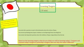 Engage NY Expeditionary Learning 3rd grade Module 2B Unit 1 Lesson 11 PowerPoint