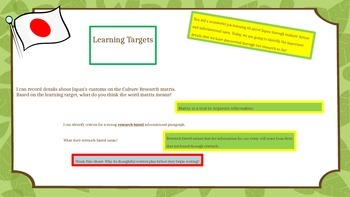 Engage NY Expeditionary Learning 3rd grade Module 2B Unit 1 Lesson 13 PowerPoint