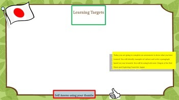 Engage NY Expeditionary Learning 3rd grd Module 2B Unit 1 Lesson 15 Power Point