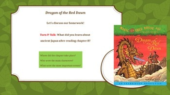 Engage NY Expeditionary Learning 3rd grade Module 2B Unit 1 Lesson 9 Power Point