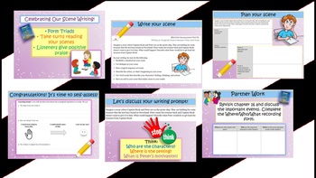 Engage NY Expeditionary Learning 3rd grade Module 3A Unit 2 Lesson 11 PowerPoint