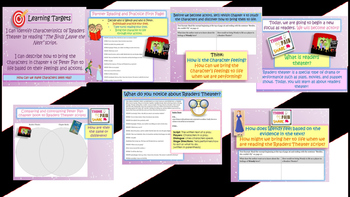 Engage NY Expeditionary Learning 3rd grade Module 3A Unit 2 Lesson 12 PowerPoint