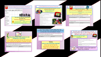Engage NY Expeditionary Learning 3rd grade Module 3A Unit 2 Lesson 14 PowerPoint