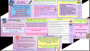 Engage NY Expeditionary Learning 3rd grade Module 3A Unit 2 Lesson 4 PowerPoint