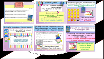 Engage NY Expeditionary Learning 3rd grade Module 3A Unit 2 Lesson 7 PowerPoint