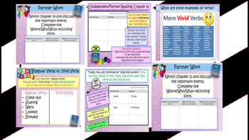 Engage NY Expeditionary Learning 3rd grade Module 3A Unit 2 Lesson 8 PowerPoint