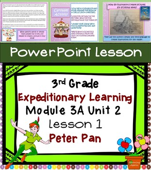 Engage NY Expeditionary Learning 3rd grade Module 3A Unit 2 Lesson 1 PowerPoint