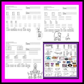 CCSS.ELA-LITERACY.L.K.1.E Prepositions Alaska Kinder SPED/ID/ESL