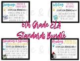 CCSS ELA Standards BUNDLE - 6th Grade