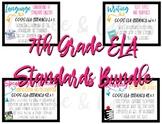 CCSS ELA Standards BUNDLE - 7th Grade