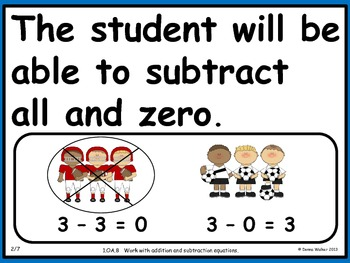"""CCSS Math Essential Questions and """"The student will be able to"""" Posters"""