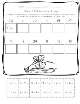 CCSS FISHING THEMED 2 WEEK COMPLETE UNIT ADDITION AND SUBTRACTION