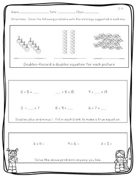ADDITION AND SUBTRACTION FLUENCY QUIZZES, GAMES, WORKSHEETS, PRACTICE, AND MORE