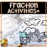 FRACTION GAMES AND ACTIVIITES