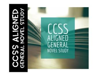 CCSS General Novel Study