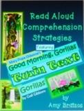 "Gail Gibbons & Magic Tree House  ""Gorilla""  Read Aloud  Comprehension Activities"