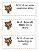 """CCSS """"I Can"""" Statements(Student Lang.)-ELA and Math- Owl Themed"""