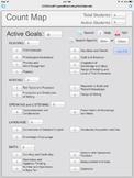 Common Core Goal Progress Monitoring K-5 for iPad