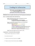 7th Grade Close Reading Article - New Civil Rights Movement