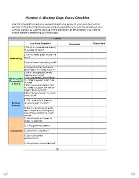 Common Core State Standards Calendar and Lesson Plans Grade 8 English Unit 4