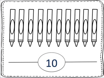 CCSS K.OA.A.3 Teaching Combinations of Numbers 5-10!