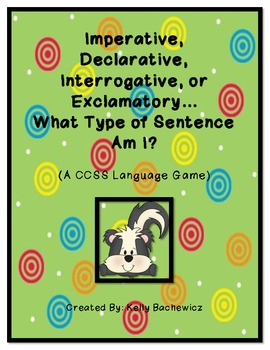 CCSS Language Game