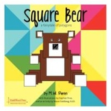 CCSS Lesson Plan for Square Bear grades K 1