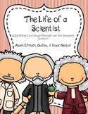 CCSS: Life of a Scientist Close Reading Bundle: Einstein,