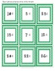 CCSS MAKE EQUAL AMOUNTS WITH COINS COUNTING MONEY GAME OR