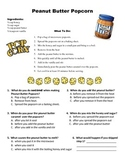 CCSS Make Connections:  Steps in Procedures Recipes and Questions