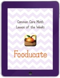 Common Core Math Lesson meets iPad app - Fooducate