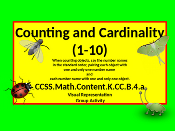 CCSS.Math.Content.K.CC.B.4.a  Counting and Cardinality