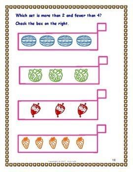 Math Activities. CCSS (Common Core) Math: Grades K - 1
