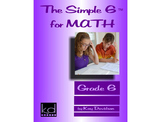 CCSS Math: The Simple 6 for Math Grade 6